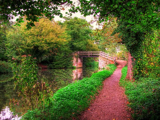 Dod`s Bridge Revisited - HDR by Colin J Williams Photography