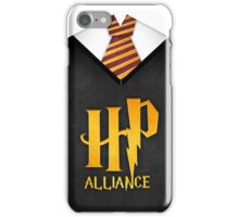 Harry Potter Alliance iPhone Case/Skin