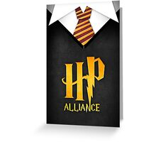 Harry Potter Alliance Greeting Card