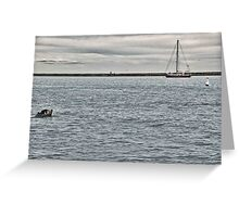 Port Stanley, Ontario CANADA Greeting Card
