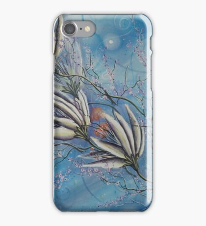 Flight Of The First Key iPhone Case/Skin