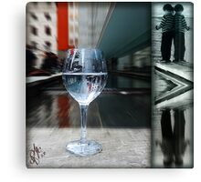Cup of Life Canvas Print