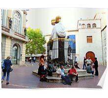 The Salvador Dali Museum Poster