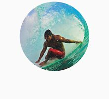 Surfing Barrel Unisex T-Shirt