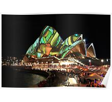 Opera House on Show (best viewed large) Poster