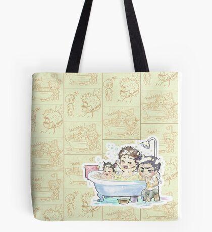 Bubbles Time - MK-II Tote Bag