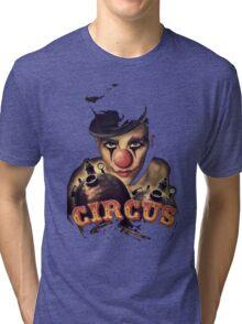 Circus  Tri-blend T-Shirt