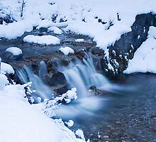 First sign of snow by Bogdan Ciocsan