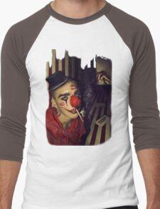 Circus kiss Men's Baseball ¾ T-Shirt