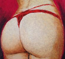 Red Thong, by James Patrick by James Patrick