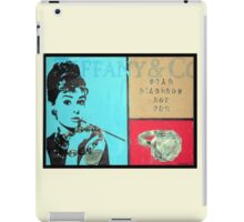 Wear Diamonds Not Fur iPad Case/Skin