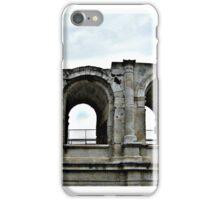 Roman amphitheatre iPhone Case/Skin