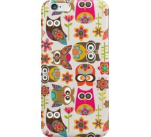 Hello Owls iPhone Case/Skin