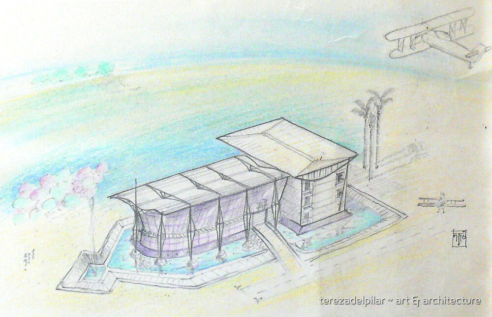 Quinta da Fonte Oeiras Office Park Project by terezadelpilar~ art & architecture