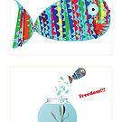freedom by jiriki