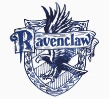 Harry Potter- Ravenclaw grunge shirt by cambam097