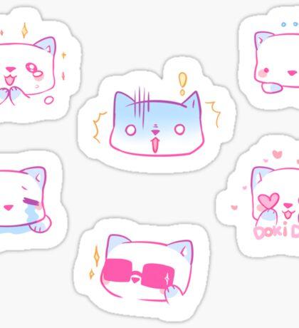 Bun the Cat - 1 Sticker