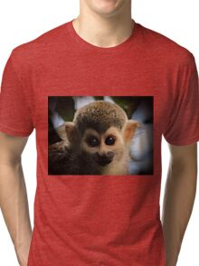 Furry ears I have :) Tri-blend T-Shirt