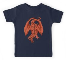 Red Dragon Kids Tee