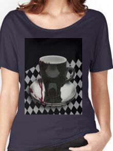 Split Women's Relaxed Fit T-Shirt