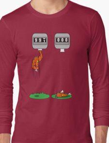 May the best magikarp win Long Sleeve T-Shirt