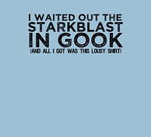 I Waited Out The Starkblast Unisex T-Shirt