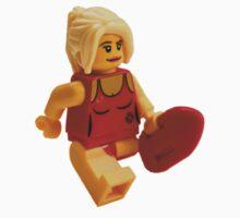 LEGO Sexy Lifeguard One Piece - Long Sleeve