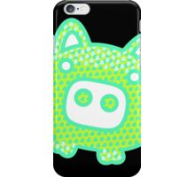 Out of Space Pig iPhone Case/Skin