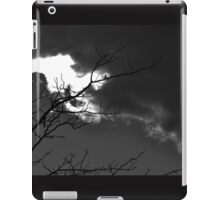 ominous tree iPad Case/Skin