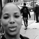 OUT OF FOCUS by Paul Quixote Alleyne