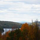 Looking Toward Mt. Monadnock by Anne Smyth