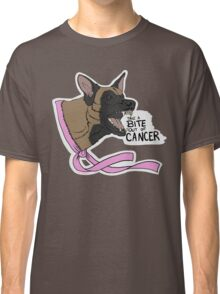 Take A BITE Out of CANCER Classic T-Shirt