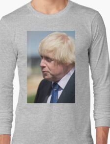 Boris Johnson MP Long Sleeve T-Shirt