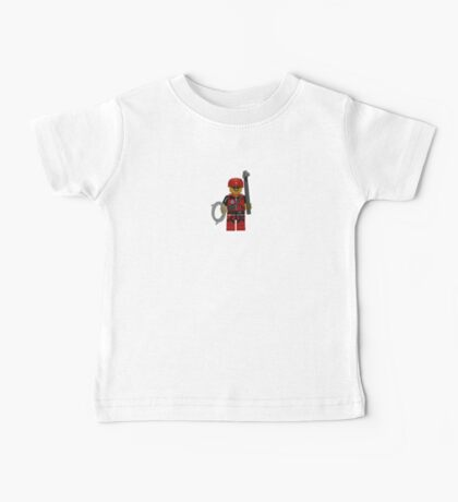 LEGO Climber with Ice Axe and Rope Baby Tee