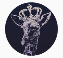 Giraffe King by defnuh