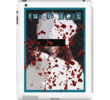 Fur is Dead iPad Case/Skin