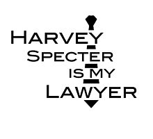 Harvey Specter is my Lawyer by ervinderclan