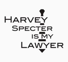 Harvey Specter is my Lawyer T-Shirt