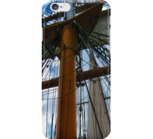 SHEETS IN THE WIND iPhone Case/Skin