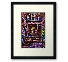 Urban Decay Fine Art Print Framed Print