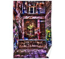 Urban Decay Fine Art Print Poster