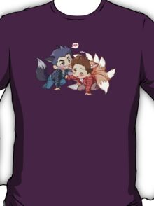 The Fox 'n the Wolf - Part 2 T-Shirt