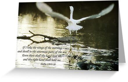 Psalm 139:9-10 by Jonicool