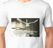 Psalm 139:9-10 Unisex T-Shirt