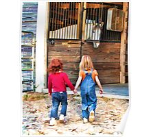 Ranch Hands Poster