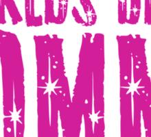 Worlds Best Mommy Sticker