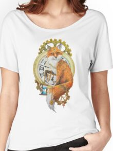 Fox; Keeper of Time Women's Relaxed Fit T-Shirt