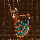 Traditional Dance 3 by Devalyn Marshall
