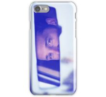 Derek Shepherd's eyes iPhone Case/Skin