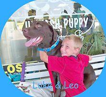 Luke & Leo by Jen Peters